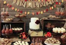 Sweet Wedding Tables