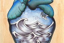 organ illust