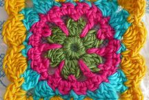 Mood Blanket ideas and motifs / A board featuring ideas and patterns for your mood blanket including granny squares and colour combinations! Please note that any spam or pins unrelated to the topic will be deleted. / by Cat Herbert at Yellow Sherbet