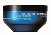 Muroto Volume / The new and improved Muroto Volume line is made with Himalayan Crystals to fortify the hair fiber and provide intense volume for fine hair.   http://bit.ly/MurotoVolume