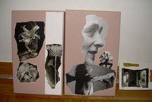 Paz mis Collages / cortar pegar, collage de todos