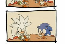 Classic sonic and co