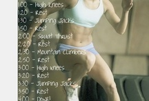 Workouts/ excercise
