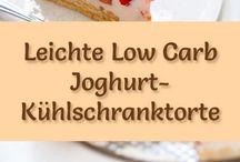 Jogurt Torte LowCarb