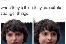 Memy Stranger Things