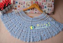 Capas en Crochet