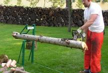 nářadí dřevo