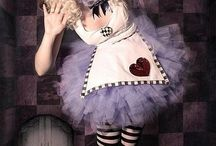Alice In Wonderland Aerial Bartending / NACE Eat the Heat and EA Games Gigs
