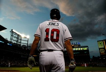 My Idol; Chipper Jones / by Kaitlyn Marshall