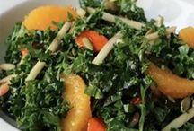 Salad Recipes / Salads