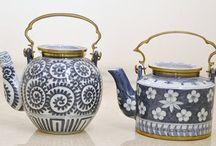 Cerâmicas orientais