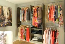 Closet/Dressing room!