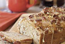 Food Love: Breads / by Stephanie Clark
