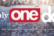 Simply One Day / Information hub for our Simply One Day conferences in 2015! / by Simply Youth