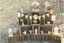 Wedding fair stall / by Gemma Butterworth