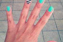 Nailed it / nail art / by Jessica Russell