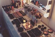 Make-up bord