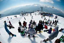 Snowboarding / ❤Snowboard