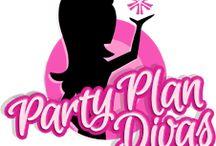 party plan divas
