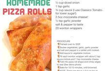 Lunch Ideas / by Lori Crosby
