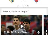 ESPN FC Football App iPhone