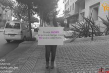 """Campaña """"En contra del maltrato a la Mujer"""" / """"Hoy como ayer, las mujeres deben negarse a ser sumisas y crédulas, pues el disimulo no puede servir a la verdad"""" #GermaineGreer"""