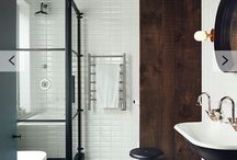 Bathroom Designs (Guest and such)