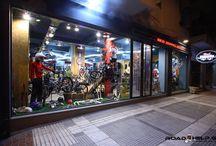 RED ZEPPELIN / Κατάστημα με ποδήλατα, ανταλλακτικά, αξεσουάρ και είδη ένδυσης στη Θεσσαλονίκη