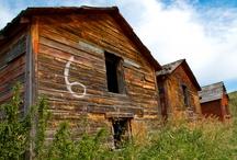 barns / by Amy Yelsma