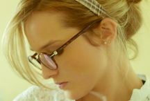 Blond Strands / My glasses, my strands and me =)