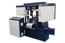 Danobat Machines / Band saws up to 1300mm, band saws for big dimensions pieces, vertical cutting and mitre cutting band saws are the solutions offered DANOBAT. To see the full range, visit: https://www.prosaw.co.uk/company/suppliers/danobat