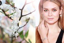 Horse Jewelry / Horse Jewelry - Stříbrné šperky s tématikou koní a jezdectví