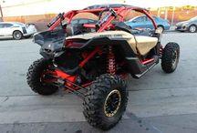 Dirt vehicles