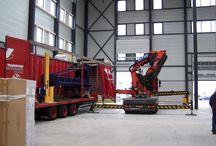 Machines / Merken en soorten machines die gebruikt worden in de intern transport wereld