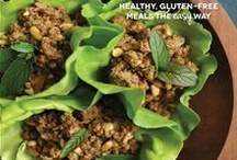 Recipes - healthy witth a wee bit of decadence