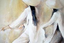 peinture asiatique