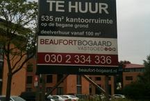KantoorleegstandGroeit / De markt voor kantoren in ons land is in de eerste helft van 2012 verder in de problemen geraakt, meldt NVM Business. Het direct beschikbare aanbod van kantoorruimten steeg met bijna 7 procent tot 7,62 miljoen vierkante meter, een nieuw record. Een rit van 15 minuten door een kantorenpark in Nieuwegein was lang genoeg om een beeld te krijgen van de situatie.