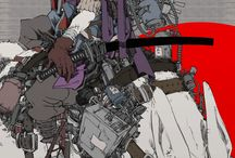 Illustration2 / by Mika Takahashi