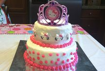 Erikas hello kitty birthday