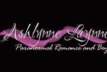Author: Ashlynne Laynne