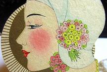art-art deco / by Loveday Minette