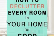 How to decluyyer your Home