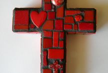 Crosses / by Nancy Spadolini Hawkins