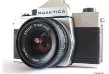 Cameras and Lenses / Gallery of cameras and lenses - vintage, analog, digital ...