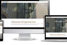 Hjälp med hemsidan