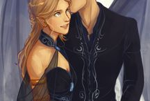 Fic: ACOTAR / A court of thorns and roses series by Sarah J. Mass