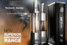Tornado Series..making an Impact! / New Tornado series from Socialites - for serious vapers who want big clouds and a big hit!