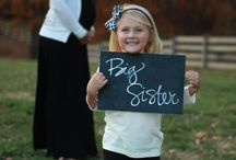 Messages for big sisters/ brothers