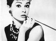 Audrey Hepburn  / by Laura Hecht