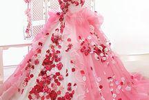 素敵なドレス